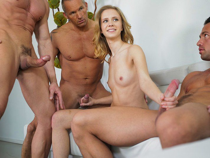 The E. Q. reccomend First time gang bang