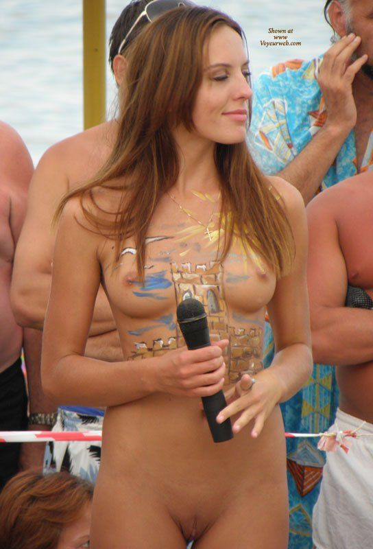 Nudist competition gallery