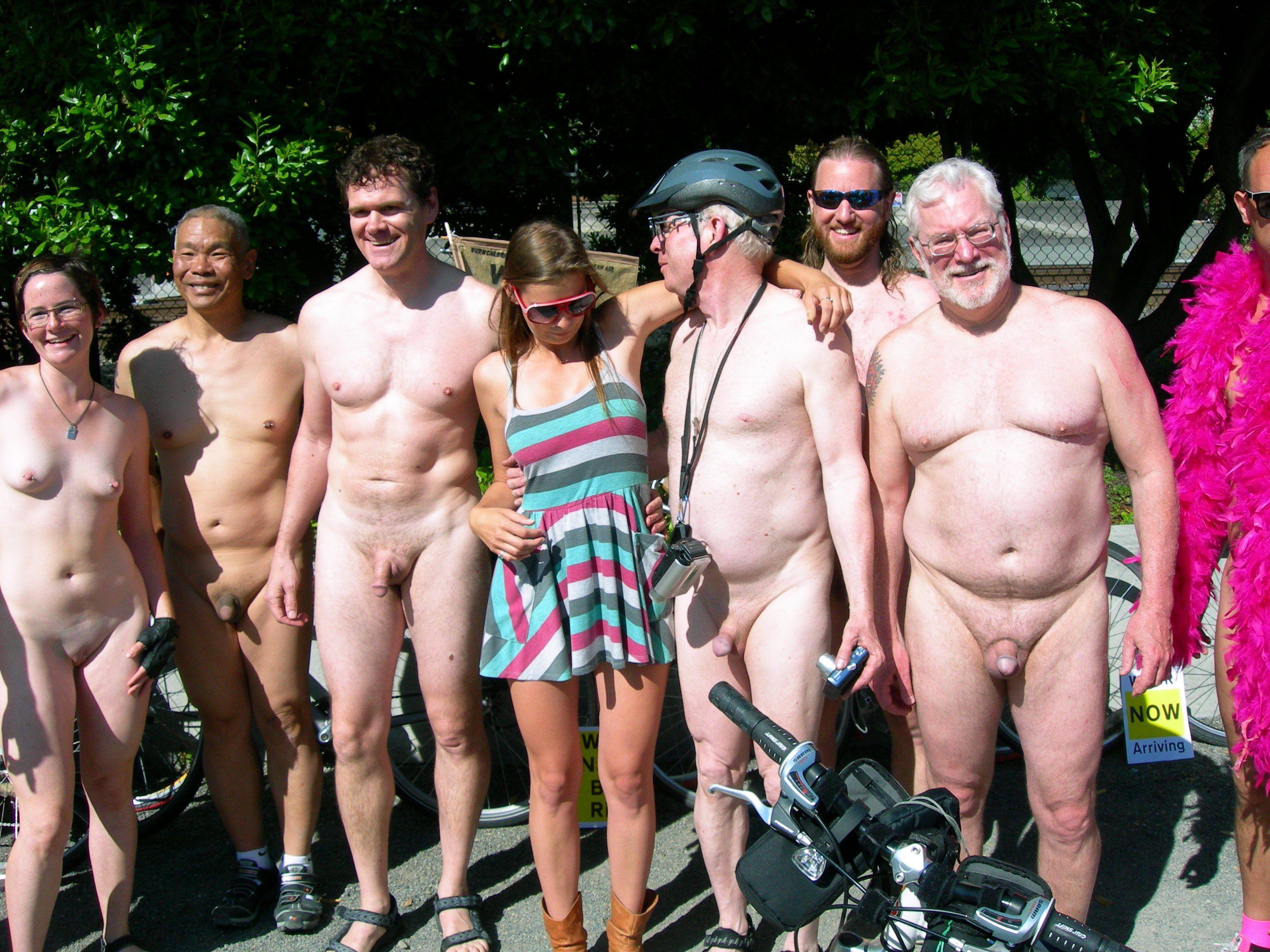 best of Pics cfnm Free nudist