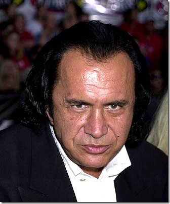 Gene simmons shaved head