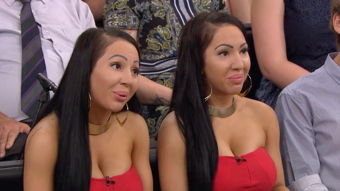 best of Twins sex Girl