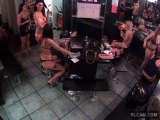Hidden camera strip club movie fucks