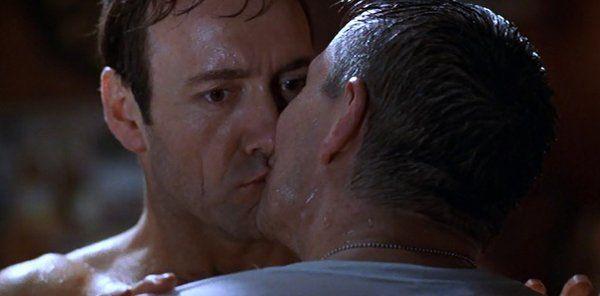 Spacey naked kevin Inside Kevin