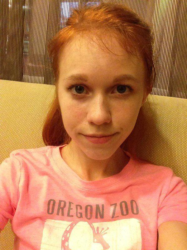best of Flexible redhead Marianna