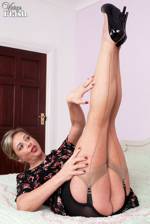 Consider, Mature erotic nylons right!