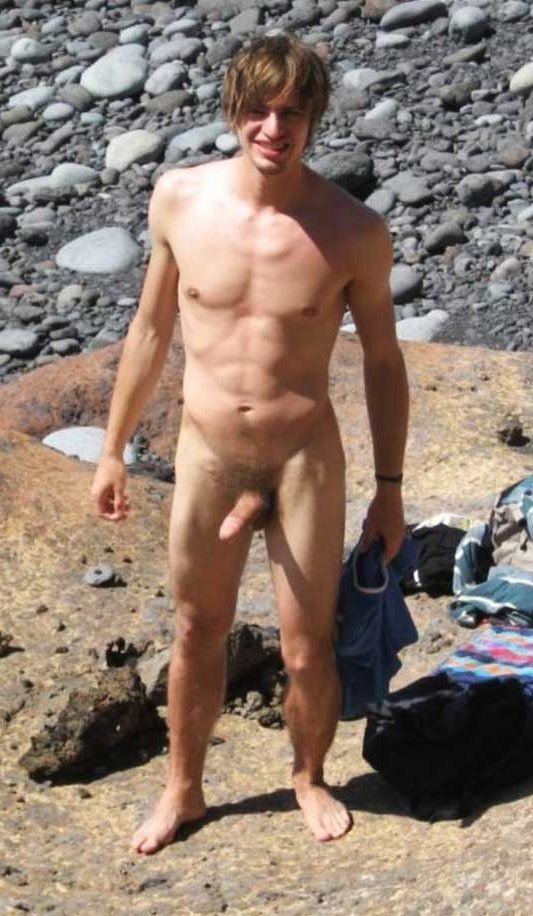 Sunbathing Naked Is Legal Furious Nudists Defend Man Who Went Starkers On Beach