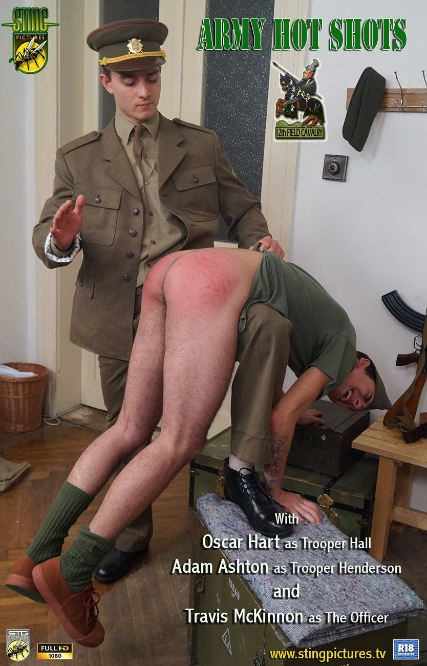 Sylvester reccomend Military discipline classic spank