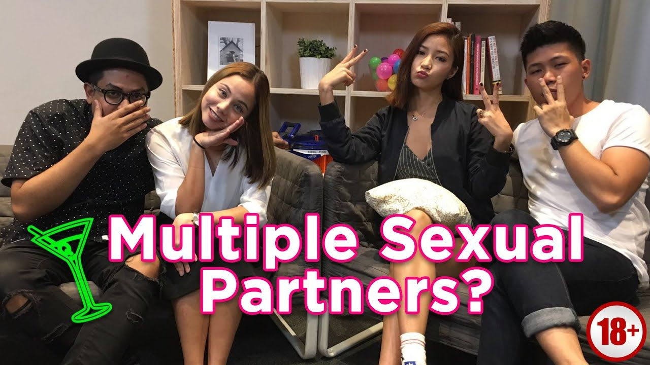 Multiple partners with sex