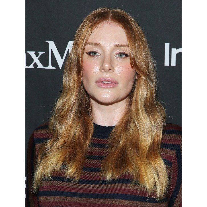 best of Brown redhead Nicole