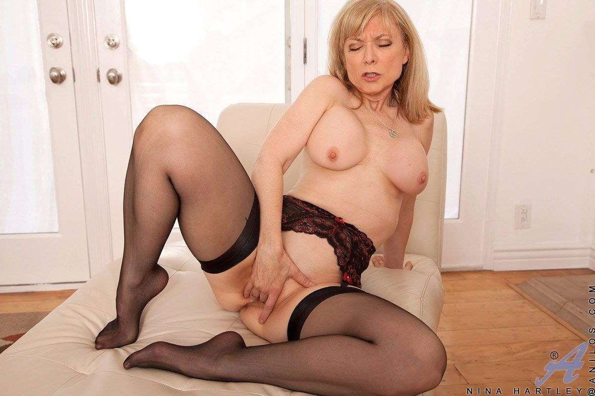 Nina harlley orgasm