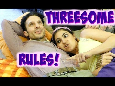 Interstate reccomend Rules to couples having a threesome