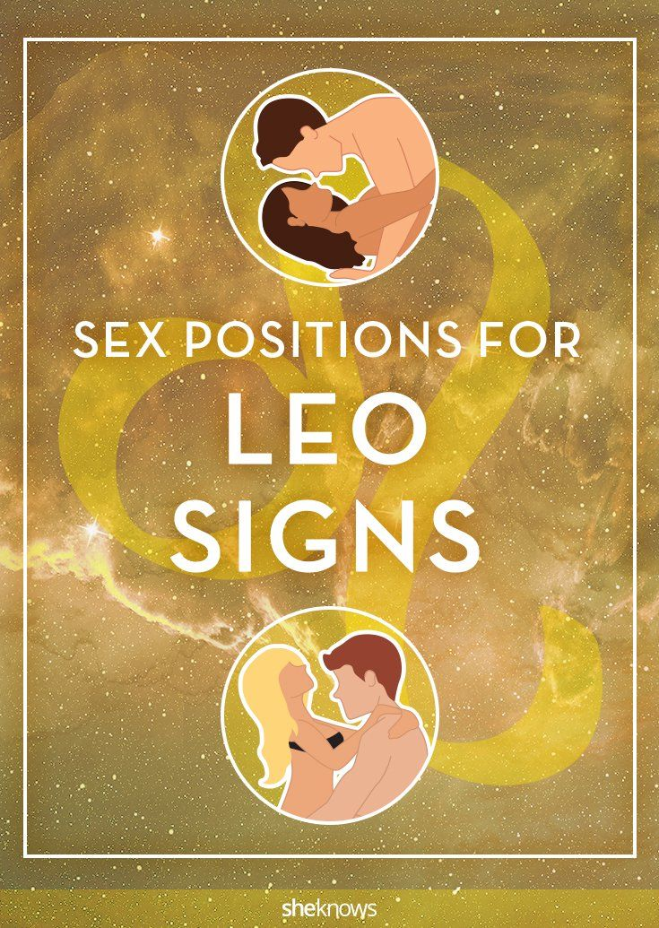 Sexual position suggestions