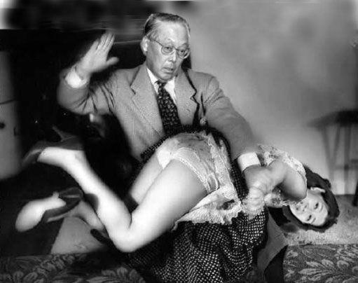 Spank discipline wife public humiliation bare butt