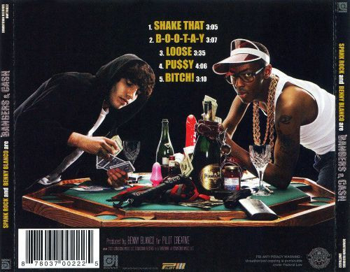 Squeak reccomend Spank rock and benny blanco are bangers & cash