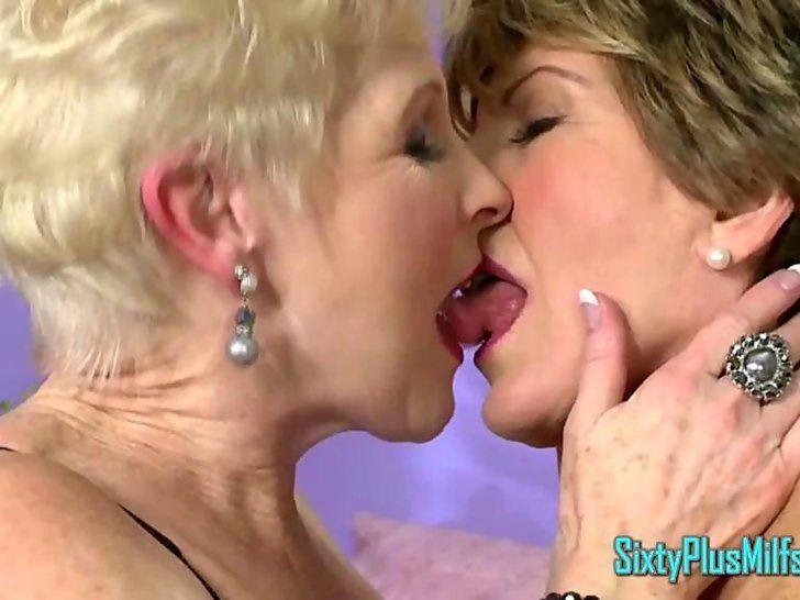 Lesbo grannys videos